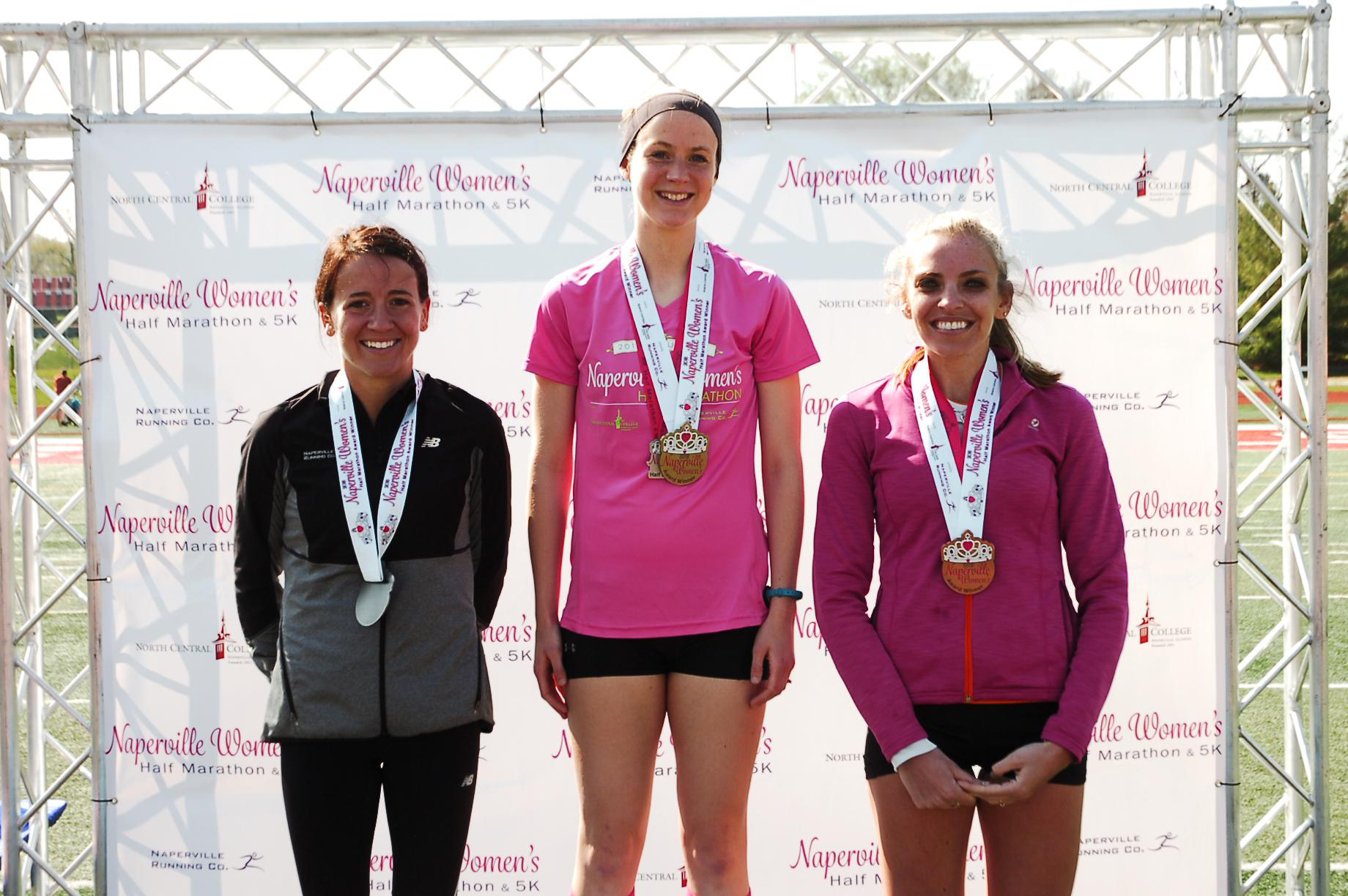 Naperville Womens Half Results