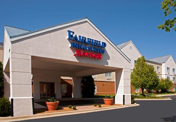 host hotel - fairfield inn