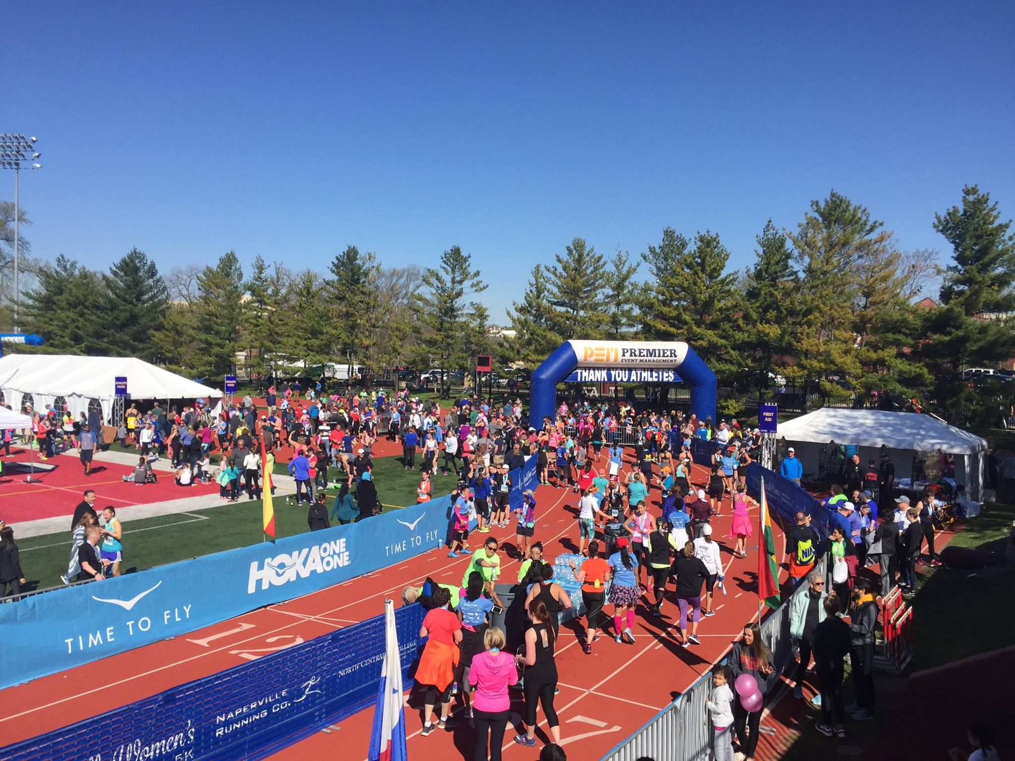 2017 Naperville Women's Half Marathon & 5K – A Message From Our Race Director
