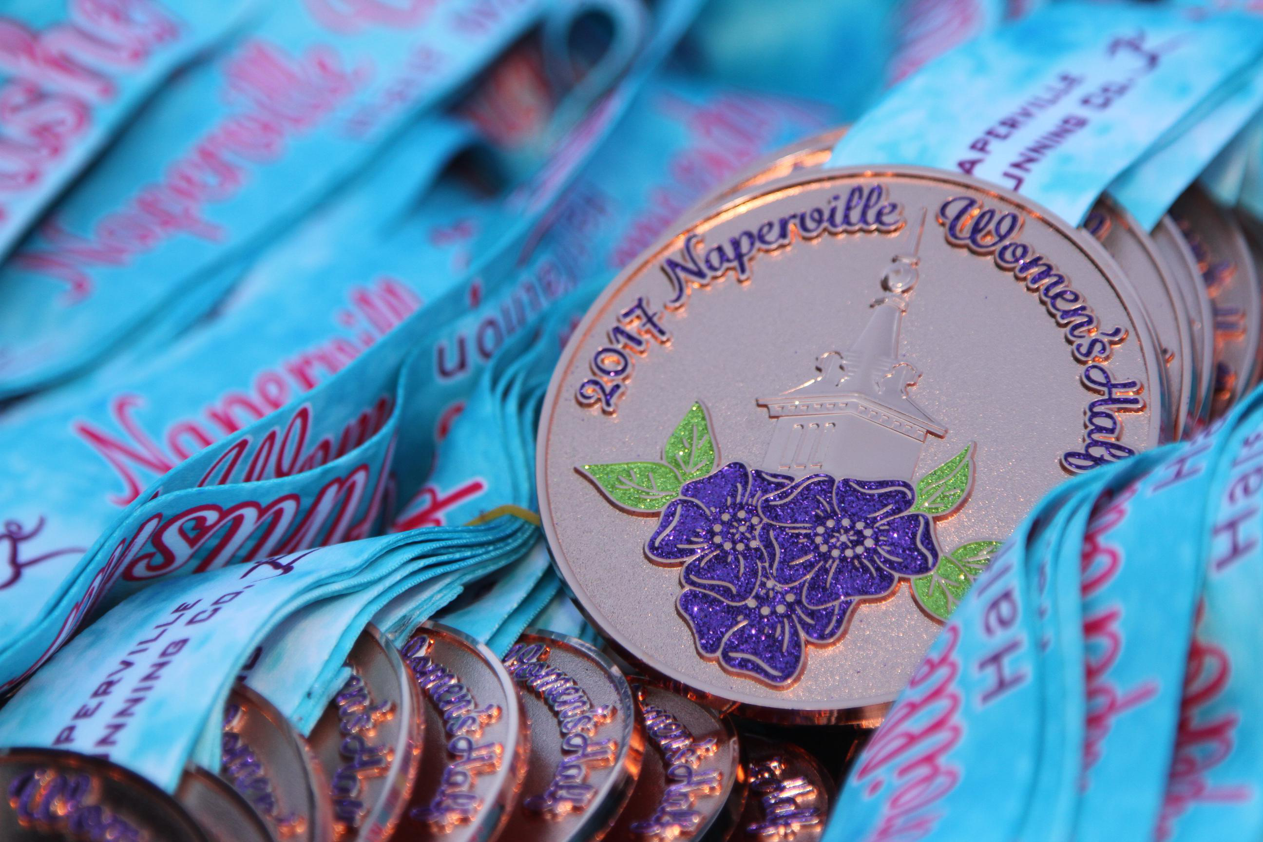 2017 Naperville Women's Half Marathon & 5K Photo Gallery