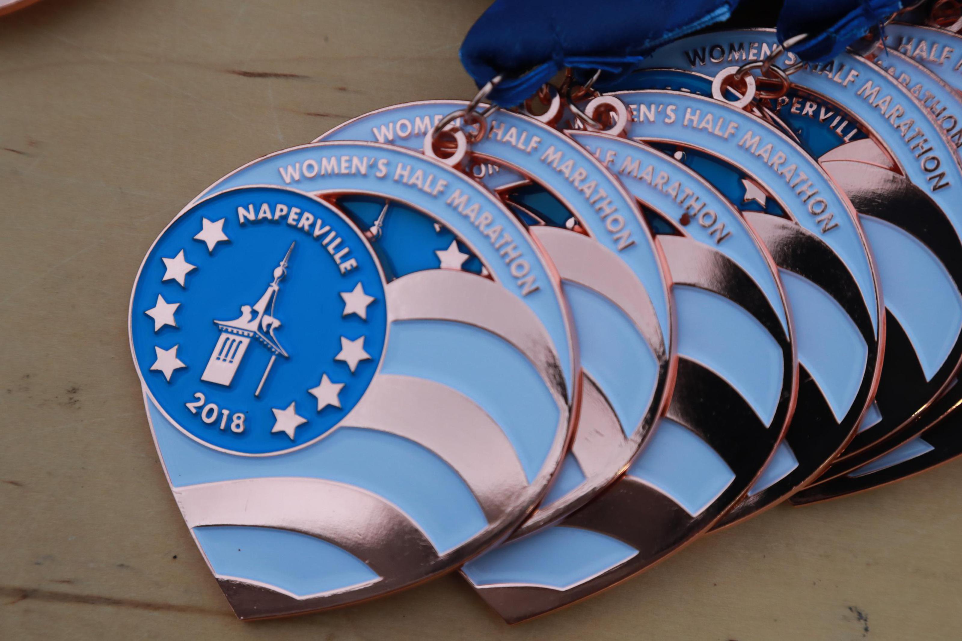 2018 Naperville Women's Half Marathon